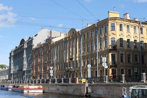 st petersburg russia  russia  architecture
