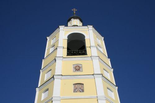 st philip church bell tower cream