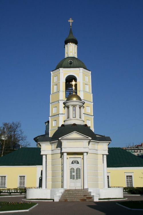 st philip church russian architecture
