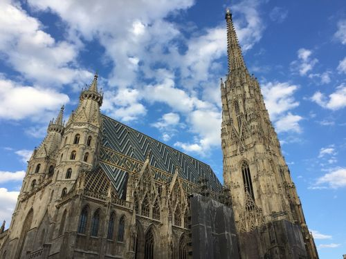st stephan's cathedral vienna austria