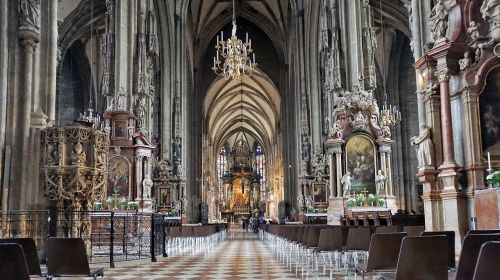 st stephan's cathedral dom cathedral