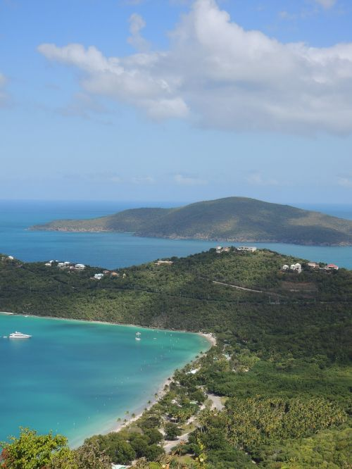st thomas virgin islands view