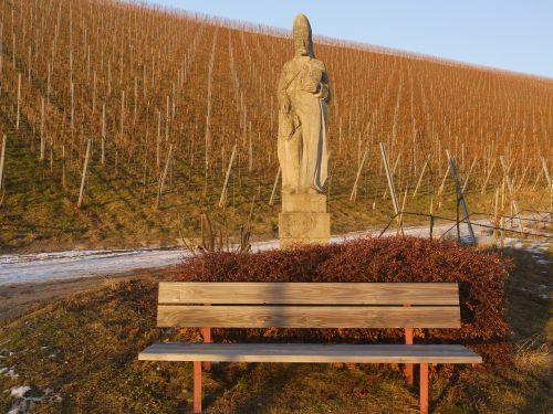 st urban patron saint vineyard