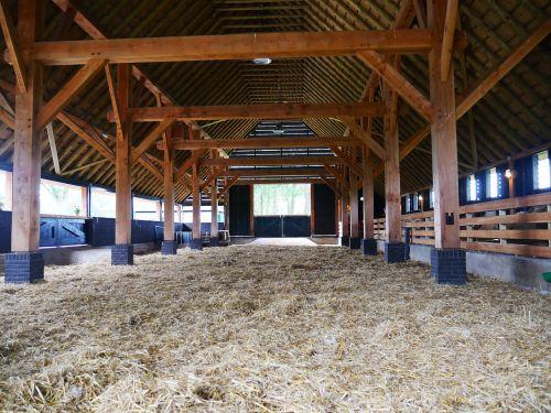 stable sheepfold barn