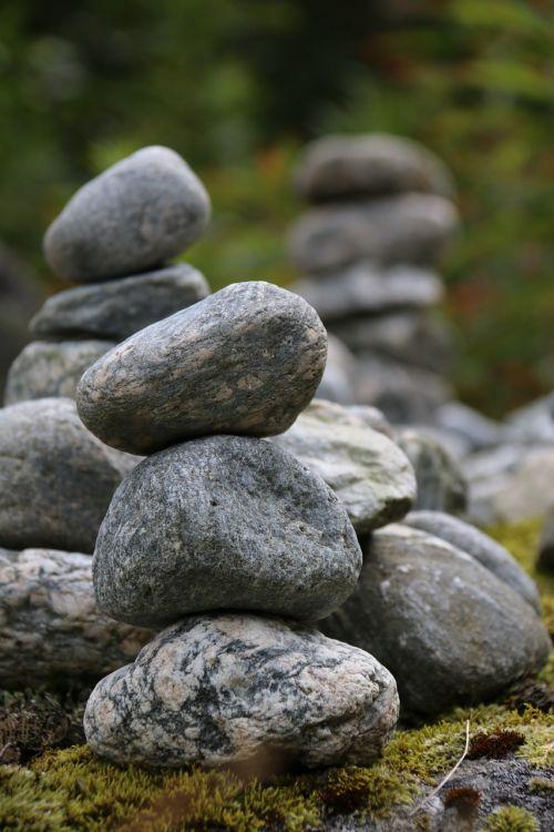 stack stones rocks