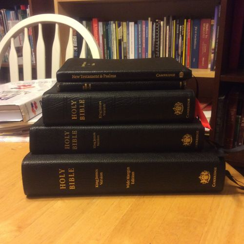 stack of bibles bible stack