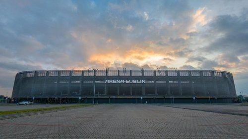 stadion  lublin  arena barnaul