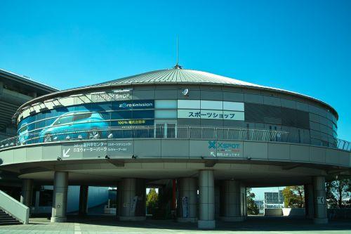 stadium shin-yokohama sports shop