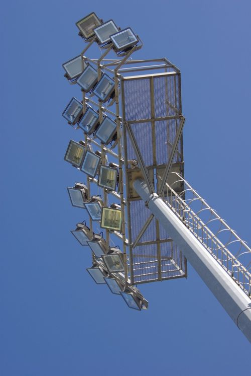 stadium spotlight lighting