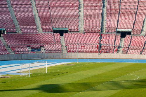 stadium soccer santiago