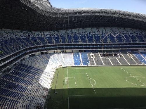 stadium mty monterrey