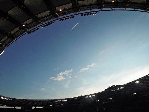 stadium sky rugby