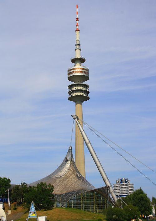 stadium radio tower tv tower