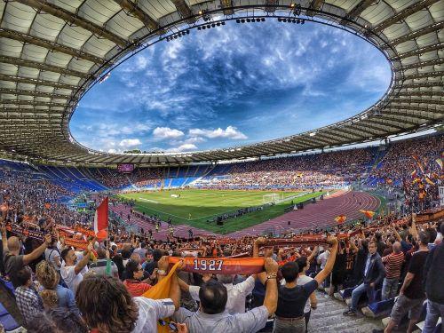 stadium football turf