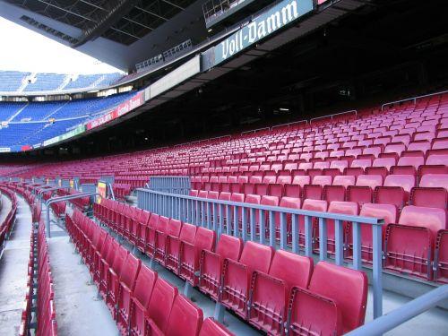 stadium barcelona grandstand