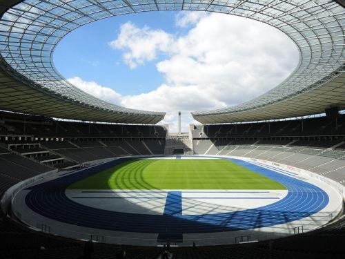 stadium main grandstand grandstand