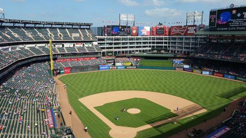 stadium baseball bleachers
