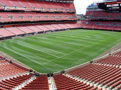 stadium grandstand bleachers