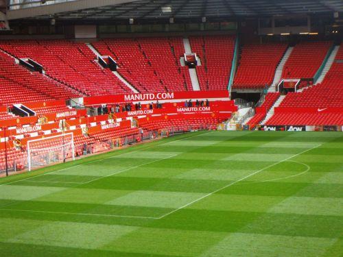 stadium old trafford manchester united