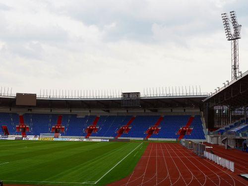 stadium athletics tj vitkovice