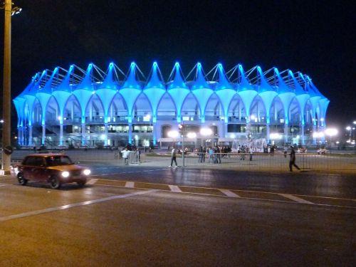 stadium football club bunyodkor tashkent