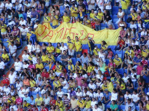 stadium public colombian