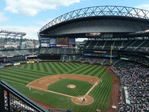 stadium baseball sport
