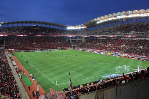 stadium field venue