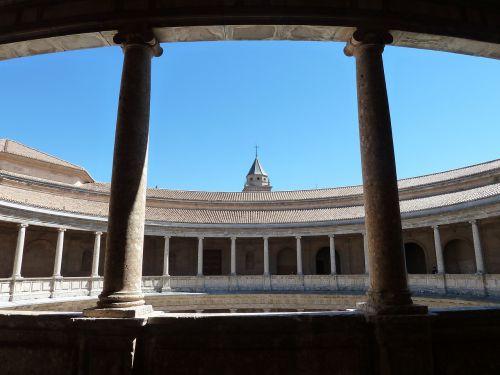 stadium columns ancient