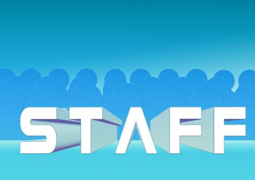 staff team business