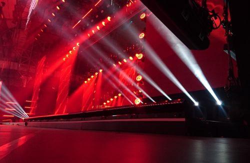 stage lightshow show