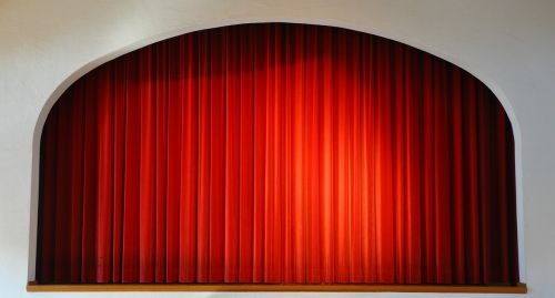 stage curtain theater