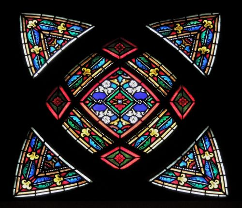stained glass glass stained
