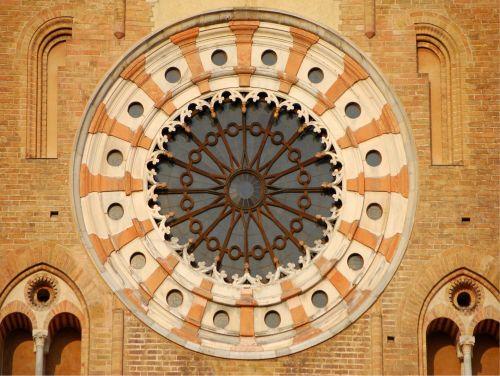 langas, stiklas, dažytos, katedra, lodi, italy, Europa, viešasis & nbsp, domenas, tapetai, fonas, amatininkai, istorinis, orientyras, kelionė, bažnyčia, architektūra, rožė, ispanų, menas, meno, vitražas