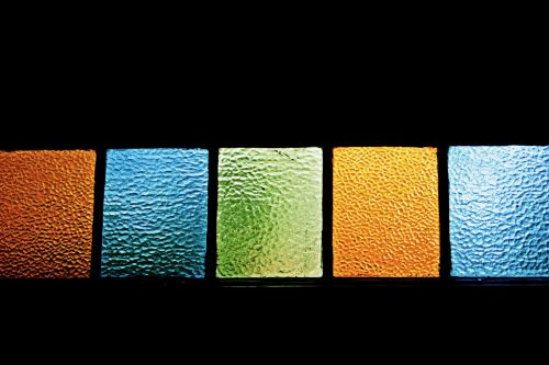 Stained Glass Window Panes 2