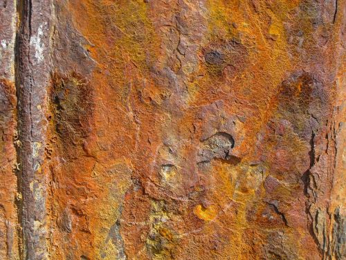 stainless iron corrosion