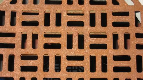 stainless manhole cover squares