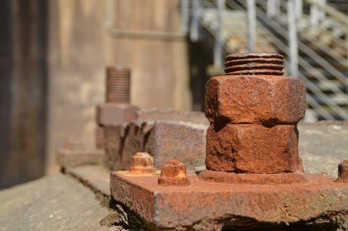 stainless iron screw