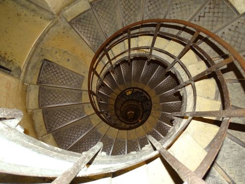 staircase arc of