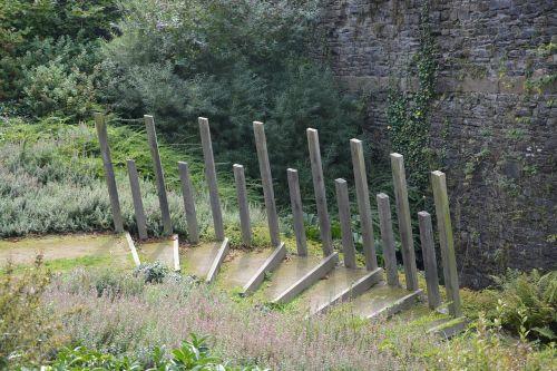 staircase ramparts promenade