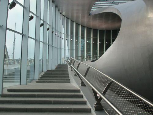 laiptai,moderni architektūra,arnhem,dizainas,architektūra,šiuolaikiška,miesto
