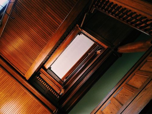 stairs stairwell staircase