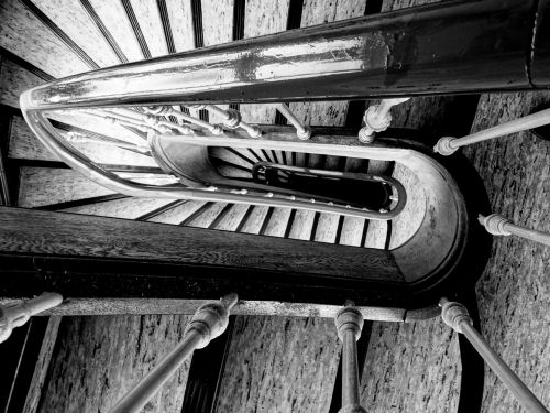 stairs spiral staircase architecture