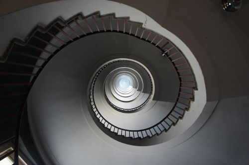 stairs architecture spiral staircase