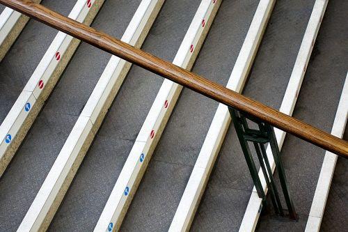 stairs handrail rail