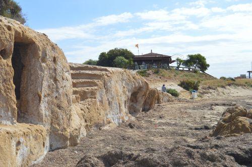 stairs stone empedrado
