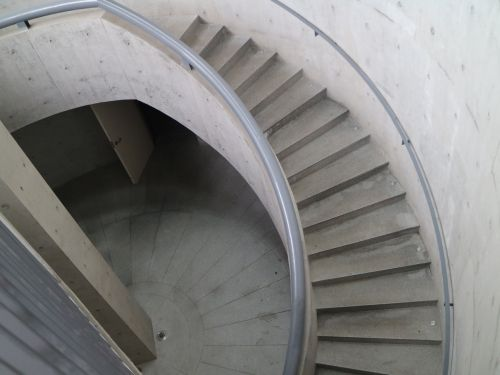 stairs rotate building