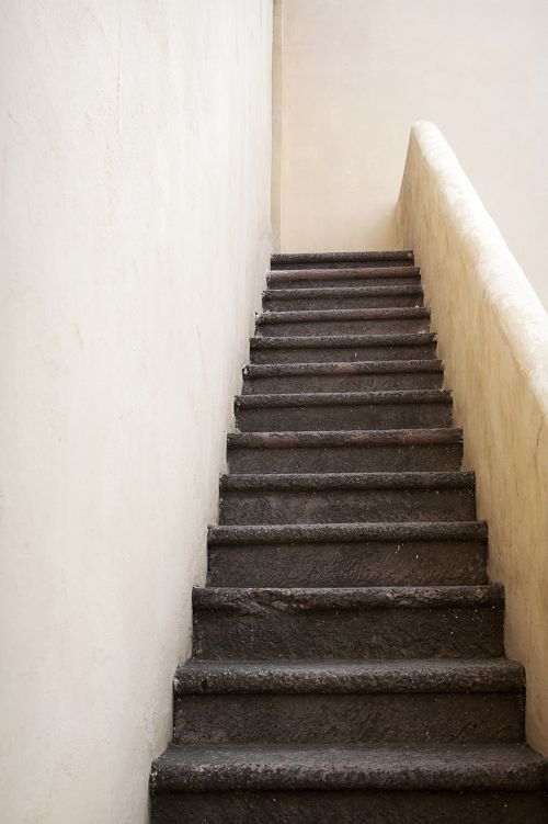 stairs architecture handrail