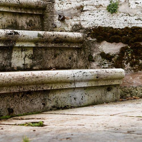 stairs gradually stone stairway