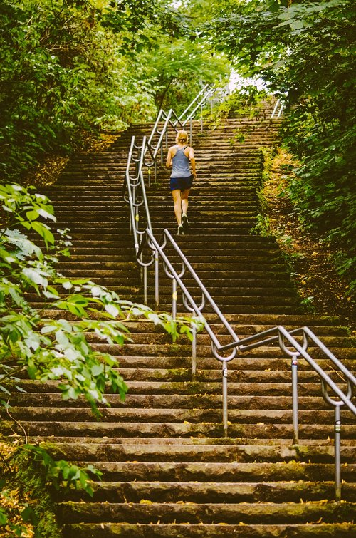 stairs  fitness  endurance